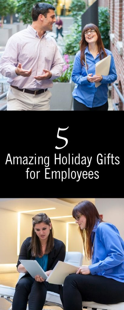 5 Amazing Holiday gift for employees