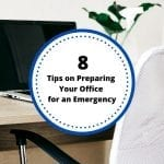 8 tips ton preparing your office for an emergency