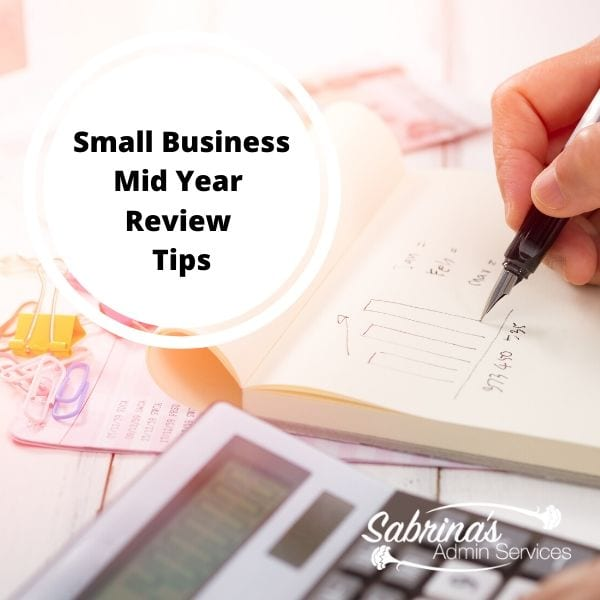 Small Business Mid Year Review Tips